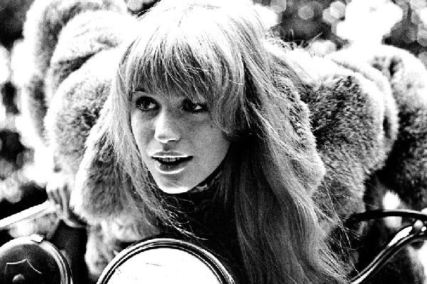 Murió Anita Pallemberg, musa inspiradora de los Rolling Stones