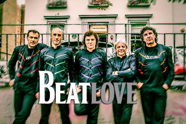 Beatlove, la mejor banda Beatle de América Latina, actuará en el Teatro Municipal