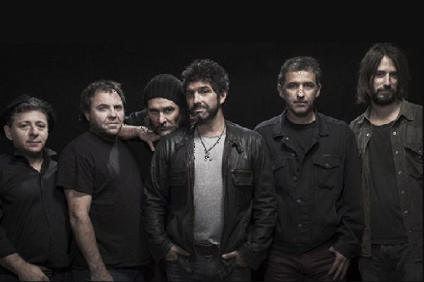 Sony Music publicará un álbum con el show de los Caballeros de la Quema en La Plata