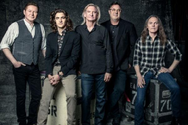 Eagles suma a Vince Gill para los festivales Classic East y Classic West