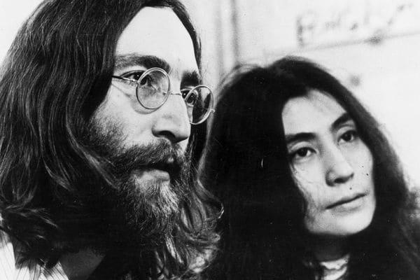 """Para conmemorar el cumpleaños de John Lennon, Yoko Ono lanza una versión minimalista de """"Imagine"""""""