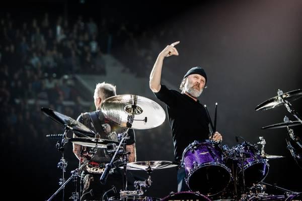 Lars Ulrich defiende el sonido de la batería en «St Anger» de Metallica: «Lo banco al 100%»