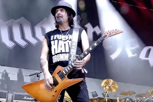 Phil Campbell, ex guitarrista de Motörhead, estrenó un single solista con Dee Snider, Mick Mars y Chris Fehn