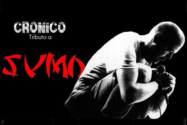 Crónico llevará este jueves 13 su tributo a Sumo al Patio Cervecero