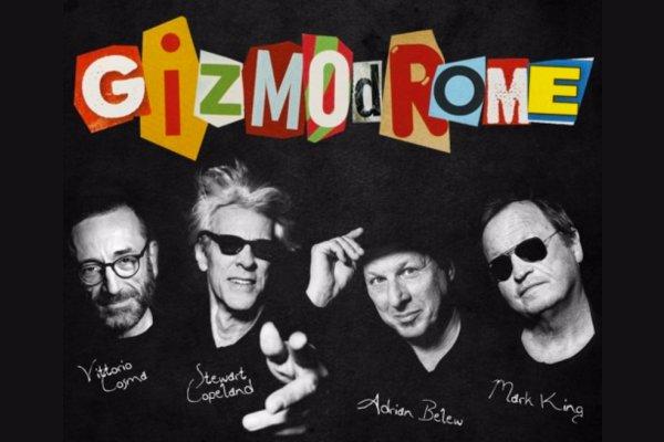 Escuchá el primer adelanto del nuevo supergrupo Gizmodrome