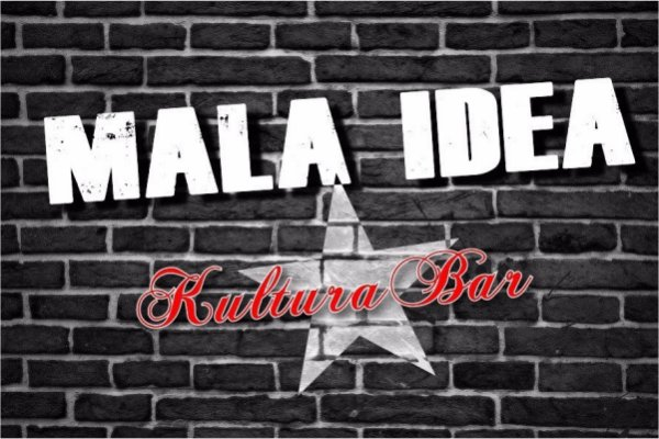 Viernes a puro rock en Mala Idea Kultura Bar con Gallo Ciego, 3 al Hilo y Contraluz