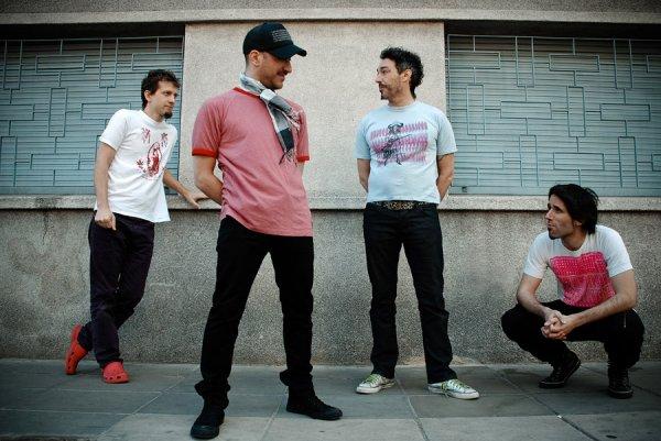 Árbol presentó un nuevo single y actuará en el festival Ciudad Emergente