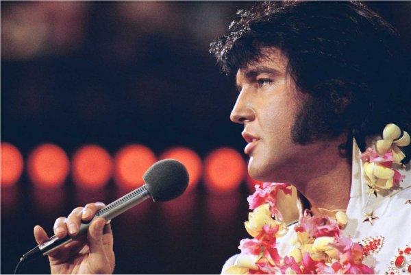Hace 40 años nacía el mito de Elvis Presley