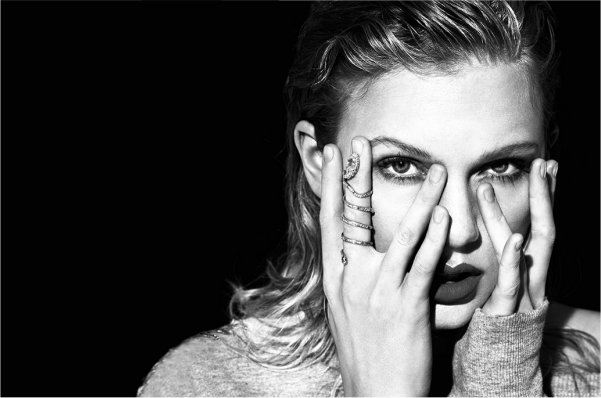 Taylor Swift publicó su nuevo disco, que recién estará disponible en streaming dentro de una semana