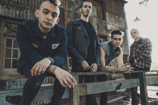 """Cállate Mark presenta su single adelanto """"Corazón En Llamas"""""""