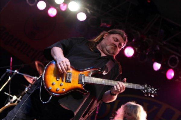 Falleció a los 66 años Dave Hlubek, guitarrista de Molly Hatchet