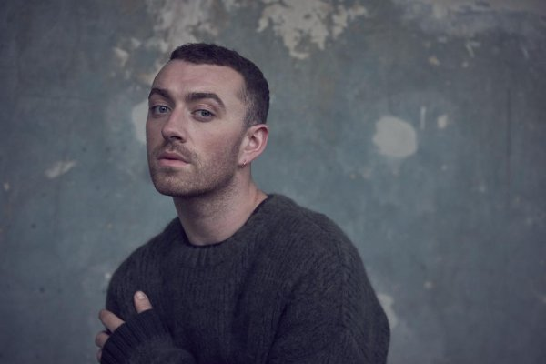 "Sam Smith comparte su nuevo single ""Burning"""