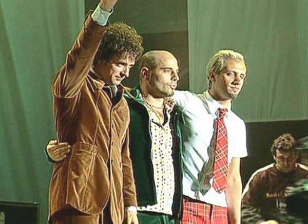 """Se cumplen 20 años del """"Último Concierto"""" de Soda Stereo y del """"gracias   totales"""""""