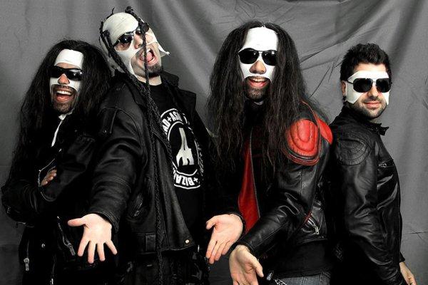 Asspera, la banda más bizarra del metal argentino, llega por primera vez a San Nicolás