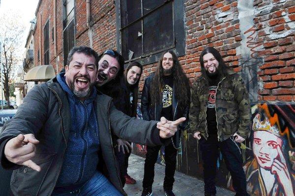 Horcas promete una verdadera fiesta metalera en San Nicolás