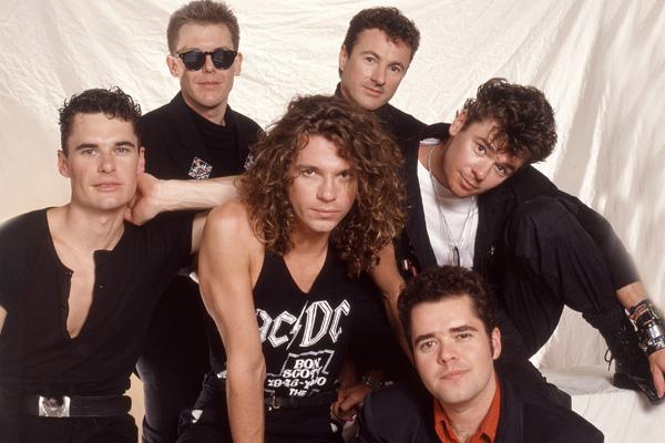 """Cumple 30 años """"Kick"""", el álbum perfecto de INXS"""