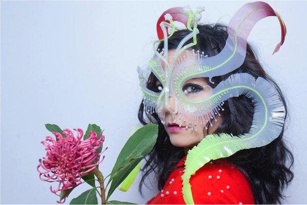 """""""Utopia"""", el disco de """"renacimiento"""" de Björk, podrá comprarse con monedas virtuales"""