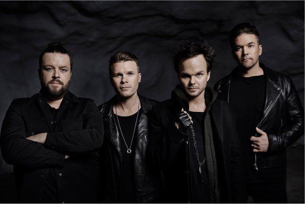The Rasmus llegará a la Argentina en mayo para presentar su nuevo disco