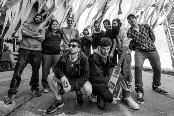 """Militantes del Clímax presenta su disco """"Día 4"""" en el Centro Cultural Konex"""
