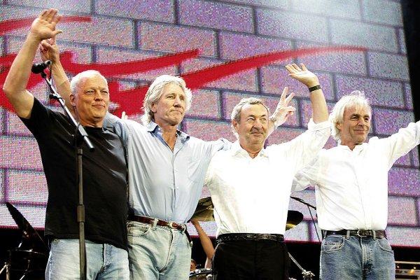 Nick Mason se cansó de esperar una reunión de Pink Floyd