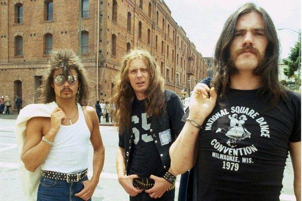 """Murió """"Fast"""" Eddie Clarke, el último sobreviviente de la formación clásica de Motörhead"""