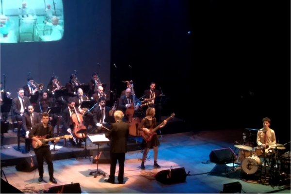 """Música Para Volar recrea en San Nicolás el """"unplugged"""" de Charly García"""