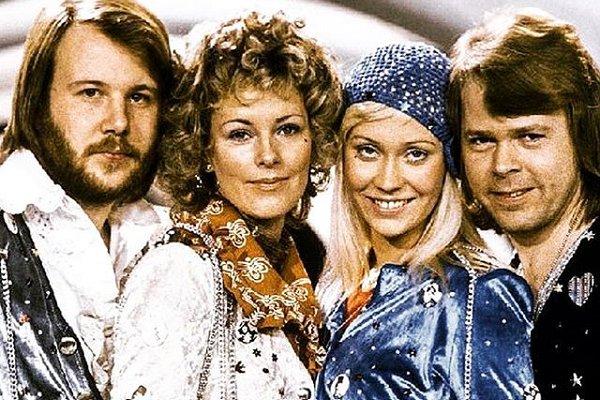 El catálogo de ABBA será reeditado por primera vez en vinilos de color