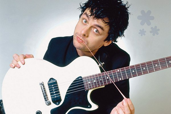 "Billie Joe Armstrong la aclara a los ""llorones"" que Green Day no se separa"