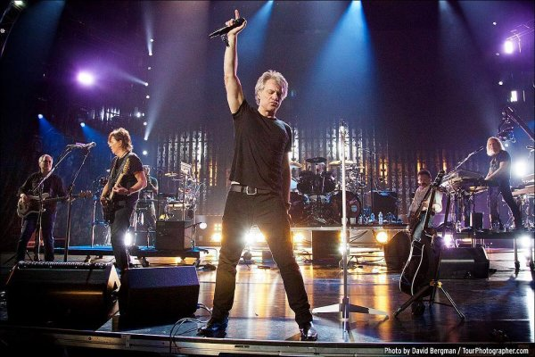 Bon Jovi se reunió con Richie Sambora en el Rock and Roll Hall of Fame