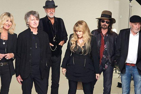Fleetwood Mac incluirá viejas canciones en su gira sin Lindsey Buckingham