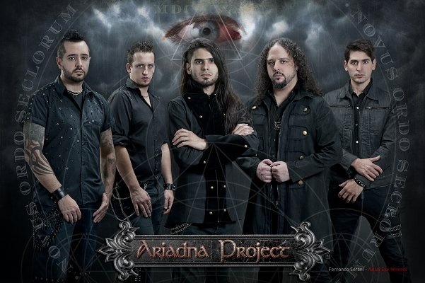 Ariadna Project actuará el 7 de julio en el Teatro Municipal de San Nicolás