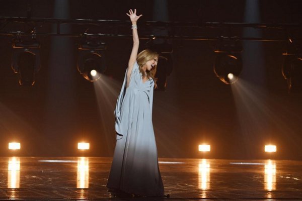 Céline Dion estrena «Ashes», de la banda sonora de «Deadpool 2»