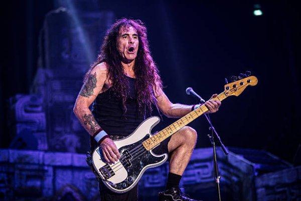 Steve Harris, bajista de Iron Maiden, actuará en Obras con su proyecto solista British Lion