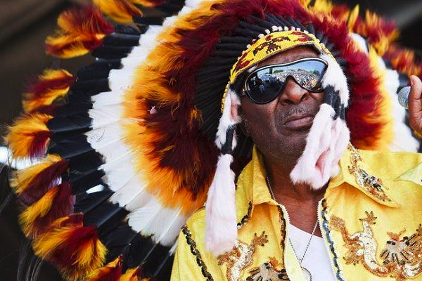 "Falleció a los 83 años el bluesman Eddy ""The Chief"" Clearwater"