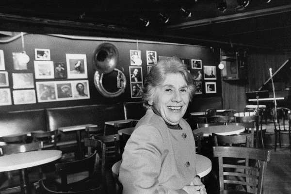 Falleció Lorraine Gordon, ex dueña del club de jazz Village Vanguard de Nueva York