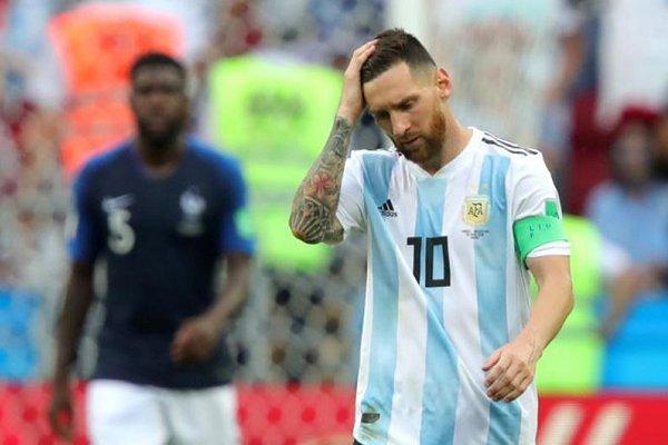 Los músicos analizan la eliminación del Seleccionado Argentino de Rusia 2018