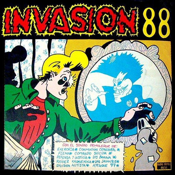 Anticipan un documental sobre los 30 años de «Invasión 88»