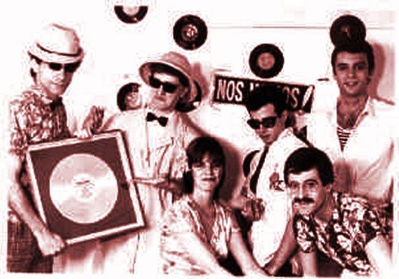 """Cumple 35 años el emblemático disco de Los Twist """"La Dicha En Movimiento"""""""