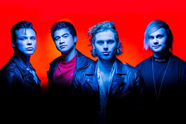 5 Seconds of Summer lanzó el caleidoscópico videoclip de «Wildflower»