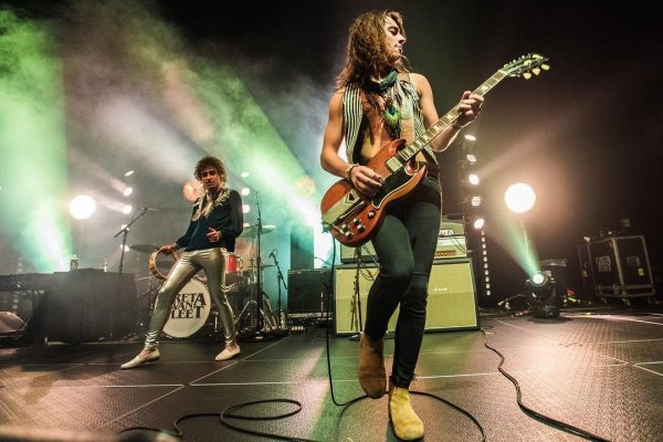 "Greta Van Fleet estrena ""You're the One"", otro adelanto de su inminente álbum debut"