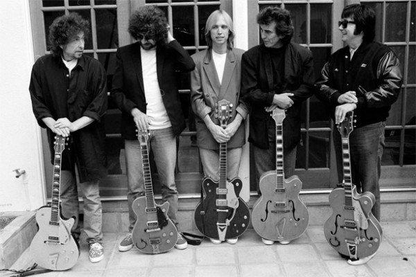 30 años después, The Traveling Wilburys sigue siendo el mejor supergrupo de la historia del rock