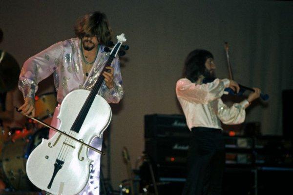 Falleció Hugh McDowell, ex violonchelista de la Electric Light Orchestra