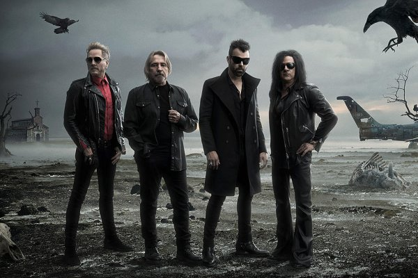 "El supergrupo Deadland Ritual publicó ""Down in Flames"", su single debut"