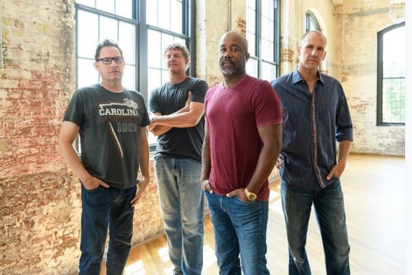 """Hootie & The Blowfish anuncia su primer álbum en más de una década y anticipa el single """"Rollin'"""""""