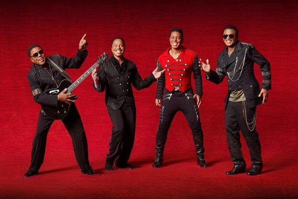 Los Jackson llegarán por primera vez a la Argentina