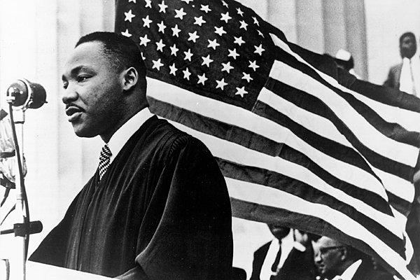 Celebramos con música los 90 años del nacimiento de Martin Luther King