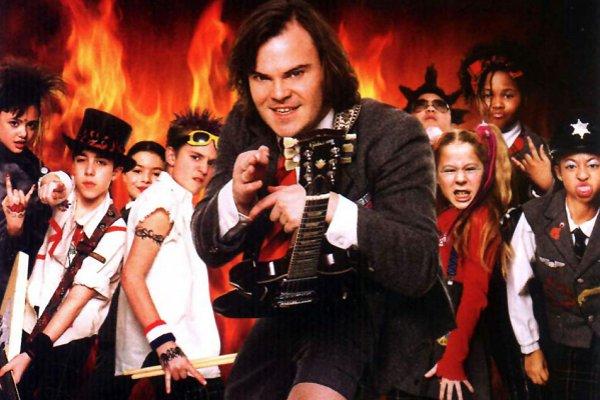 """El elenco de """"Shool of Rock"""" se reunió 15 años después"""