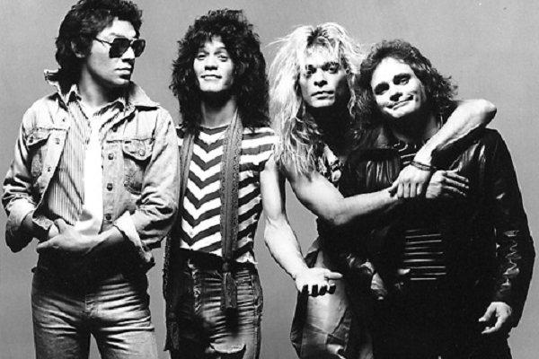 """El emblemático disco de Van Halen """"1984"""" cumple 35 años."""