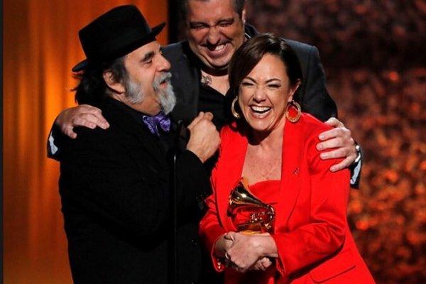 La argentina Claudia Brant se llevó el Grammy al Mejor Álbum de Pop Latino