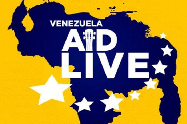 Richard Branson organiza el masivo concierto benéfico Venezuela Aid Live